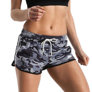 CAMOGIRL RUNNING SHORTS