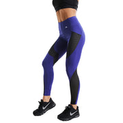 BLUE WARRIOR FITNESS LEGGINGS
