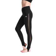 BLACKOUT GRIP MESHX LEGGINGS