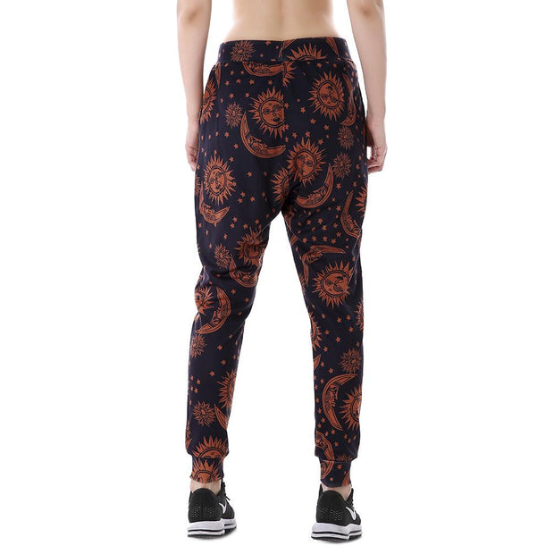 Sun and Moon Joggers - Lotus Leggings