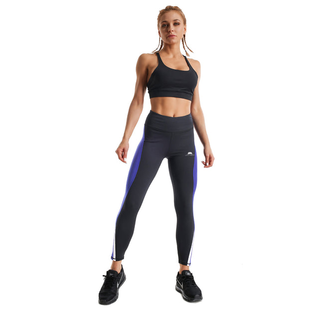 BLUE G-FORCE FITNESS LEGGINGS