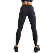 BLACK HOLE SHORTS FIT COMPRESSION LEGGINGS COMBO