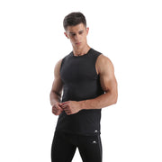 BLACK WARRIOR MEN'S SHORT SLEEVE FITTED TOP