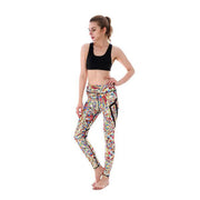 FLOWER POWER MAXPERFORMANCE LEGGINGS