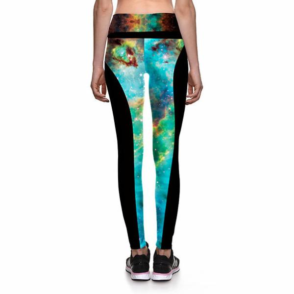 GALAXY ATHLETIC LEGGINGS