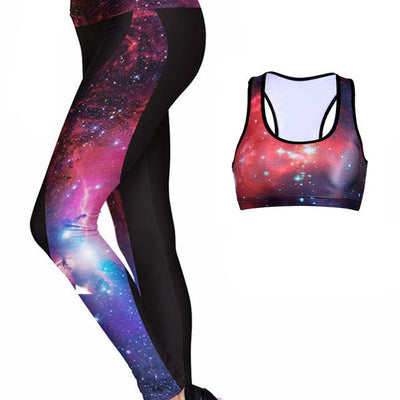 GALAXY FULL ATHLETIC SET