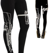 GUNS OUT LEGGINGS