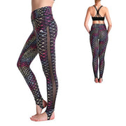 INVERTED MERMAID GRIP MESHX LEGGINGS