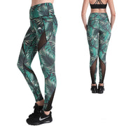 Jungle Fever MaxCross Leggings - Lotus Leggings