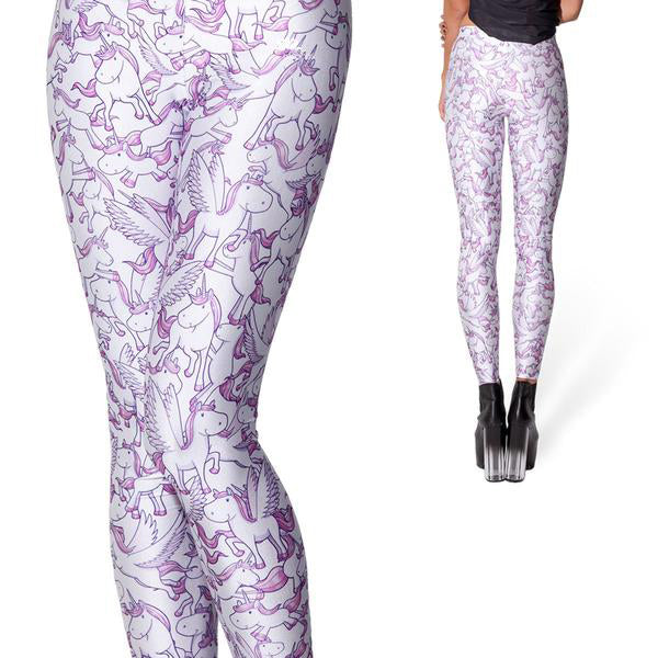 KAWAII UNICORN LEGGINGS