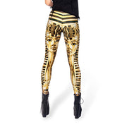 KING TUT LEGGINGS - Lotus Leggings