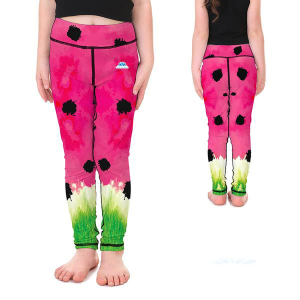 KID'S LOTUSX™ WACKY WATERMELON LEGGINGS