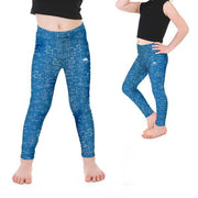KID'S MATH LEGGINGS