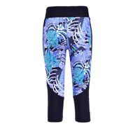 LUCKY FISH ATHLETIC CAPRI - Lotus Leggings