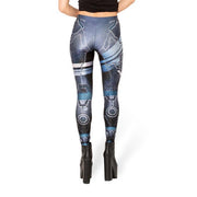 MECH LEGGINGS - Lotus Leggings