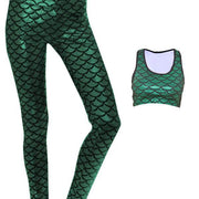 MERMAID FULL ATHLETIC SET