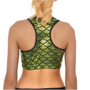 MERMAID SPORTS BRA