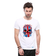 Union Jack Skull T-Shirt - Lotus Leggings