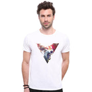 Wolf on Rage T-Shirt - Lotus Leggings