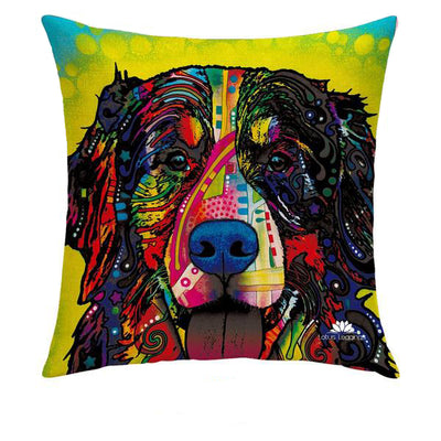 PLAYFUL DAYS PILLOW COVER