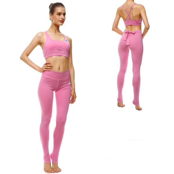 PRETTY IN PINK BOW SPORTS SET