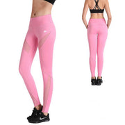 PRETTY IN PINK MAXSWIPE LEGGINGS
