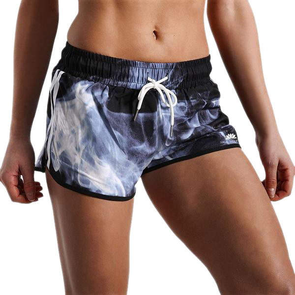 SMOKY RUNNING SHORTS