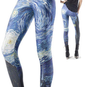 STARRY NIGHT LEGGINGS