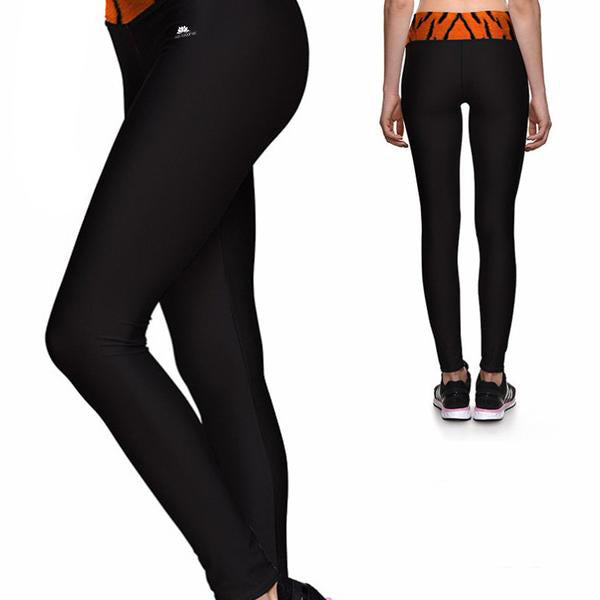 TIGER BAND ATHLETIC LEGGINGS