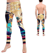 THE RULER OF EGYPT LEGGINGS