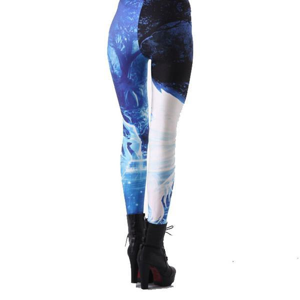 MYSTIC UNICORN LEGGINGS - Lotus Leggings