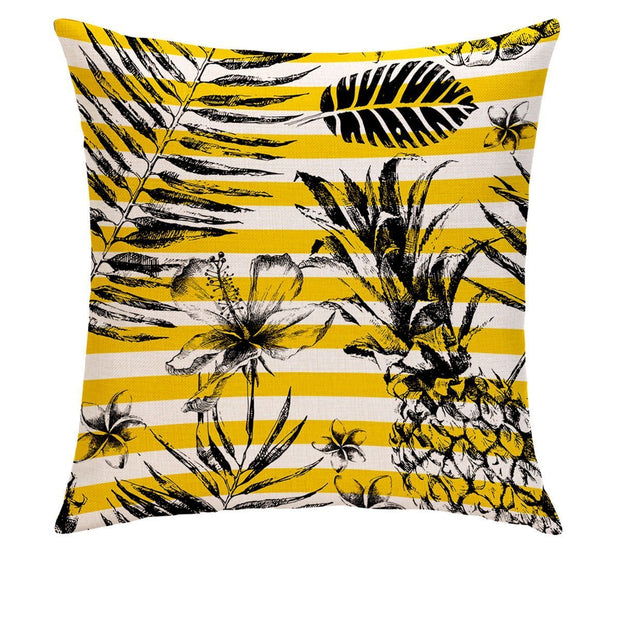 Pineapple Paradise Pillow Cover - Lotus Leggings