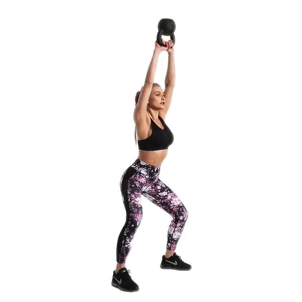 AMBIENT FLORAL  FLEXTEC LEGGINGS