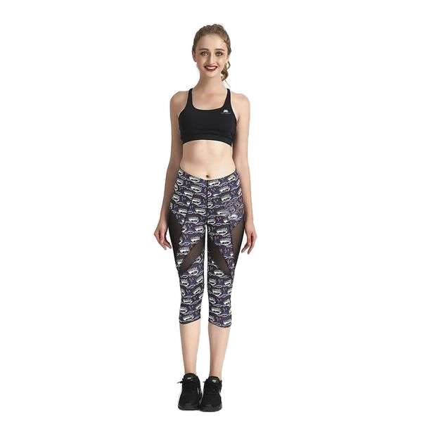 MIDNIGHT EYES MAXFIT CAPRI
