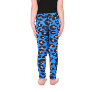 LotusX™ Kid's Neon Cheetah Leggings - Lotus Leggings