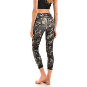 "LotusXâ""¢ Camo Leggings - Lotus Leggings"