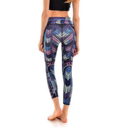 LotusX™ Color Run Leggings - Lotus Leggings