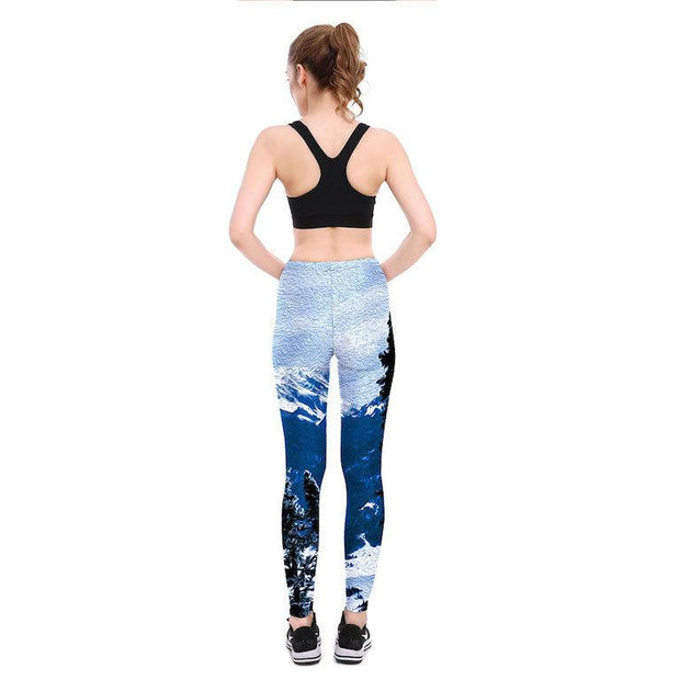 Avalanche Leggings - Lotus Leggings