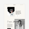 Marley | Showit Template