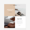 Serena | Showit Template