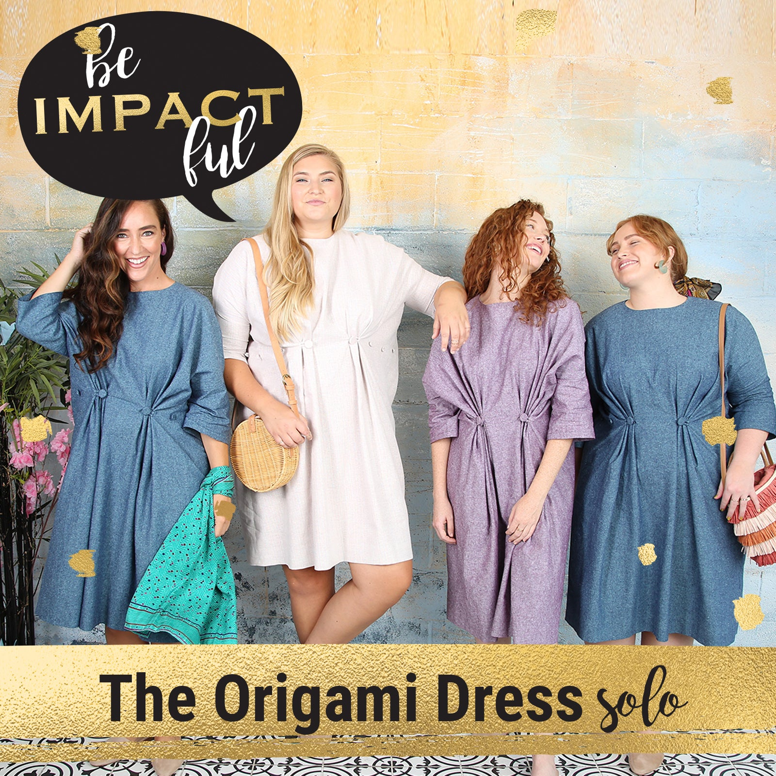 The Origami Dress- Special Solo Episode!