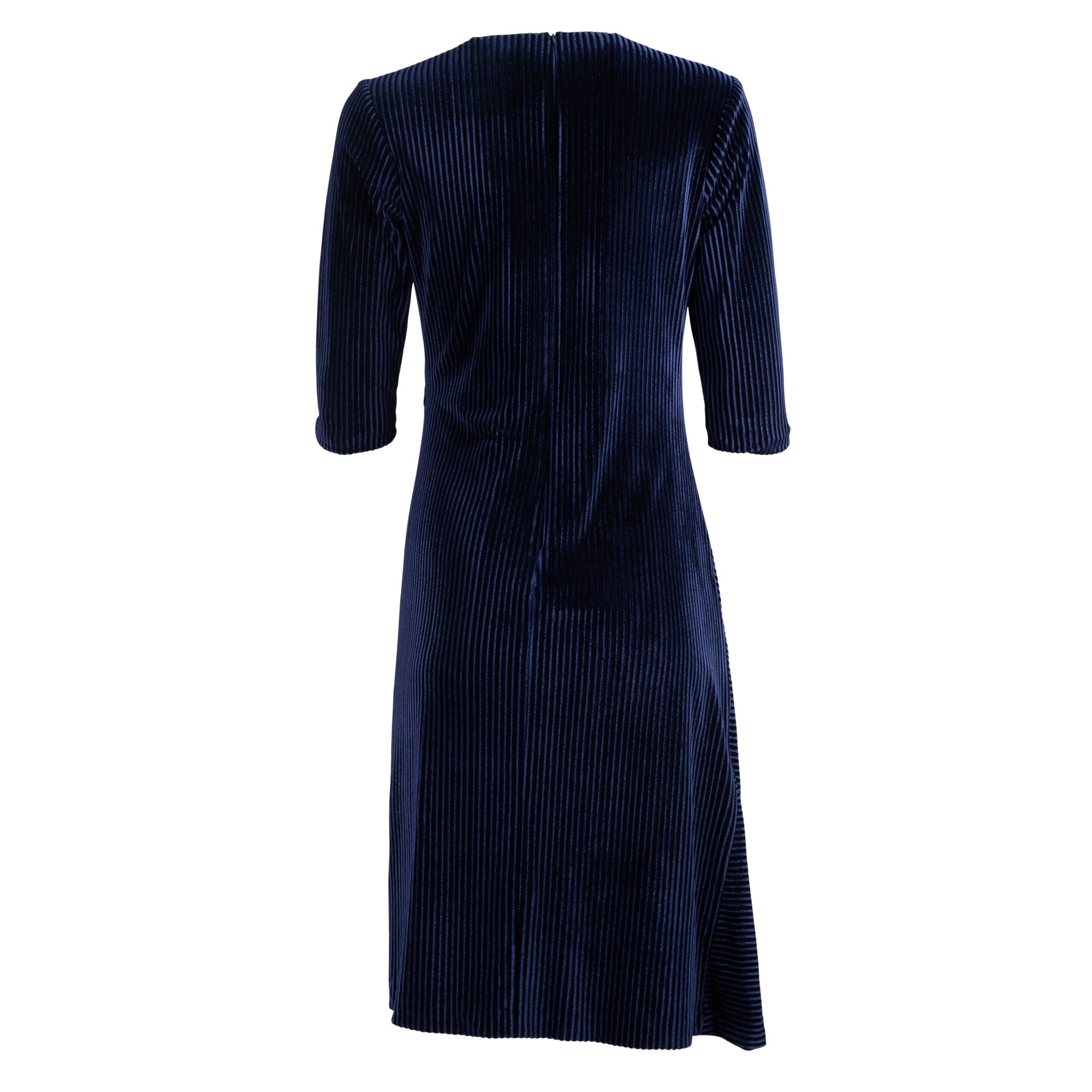 The Hug Dress (Navy)