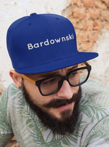 bardownski embroidered snapback