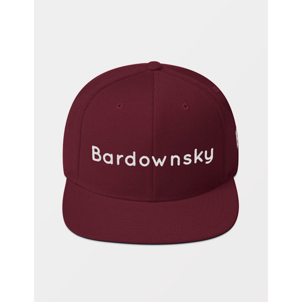 C+B Bardownsky Snapback - Conway + Banks Hockey Co.