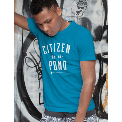 Citizen of the Pond Tee Mens-Mens-Conway + Banks Hockey Co.-Conway and Banks Hockey Co.