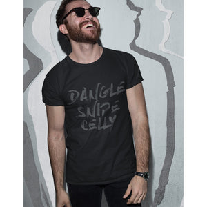 Dangle Snipe Celly Mens Tee - Conway + Banks Hockey Co.
