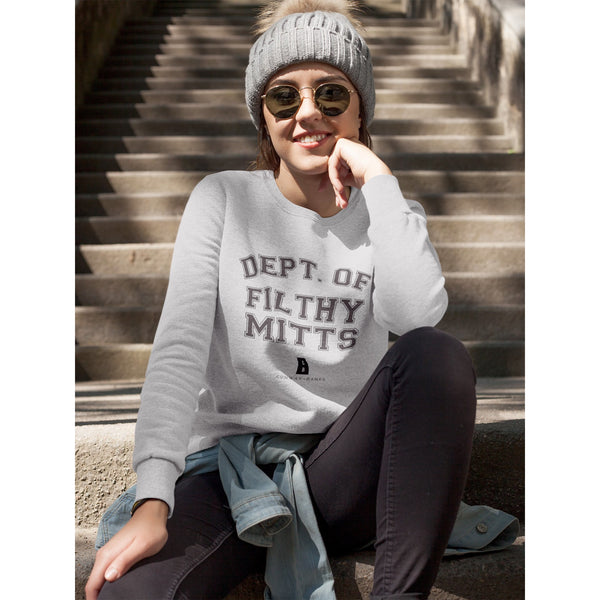 Filthy Mitts Sweatshirt Womens