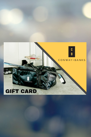 Gift Card $25-200 - Conway + Banks Hockey Co.