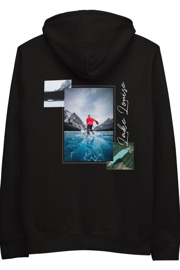 Kristopher Andres - Lake Louise Unisex Eco Hoodie - Conway + Banks Hockey Co.