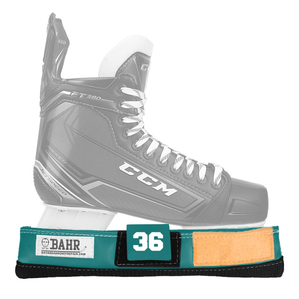 BAHR Hand Made Skate Soakers - Conway + Banks Hockey Co.